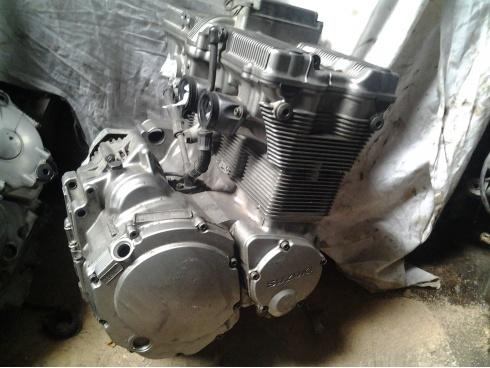 moteur  bandit suzuki piece moto occasion p