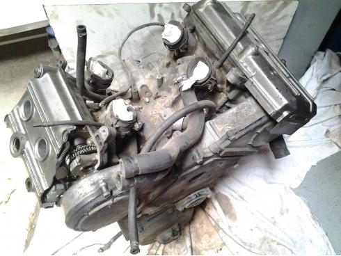 moteur 1100 pan european honda pi ce moto occasion p13826. Black Bedroom Furniture Sets. Home Design Ideas