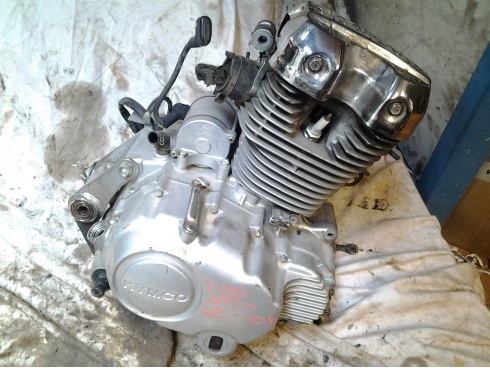 moteur 125 zing kymco pi ce moto occasion p13890. Black Bedroom Furniture Sets. Home Design Ideas