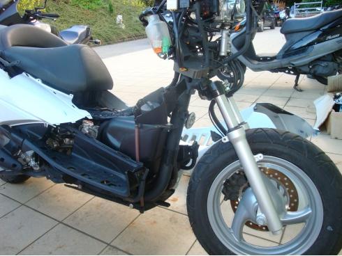 regulateur 125 swing honda pi ce scooter occasion p9457. Black Bedroom Furniture Sets. Home Design Ideas