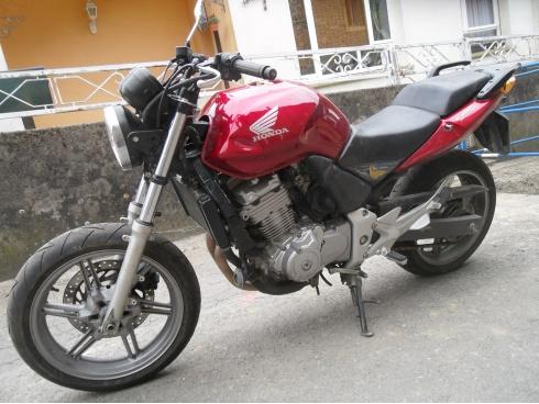 moto honda cb 500 occasion