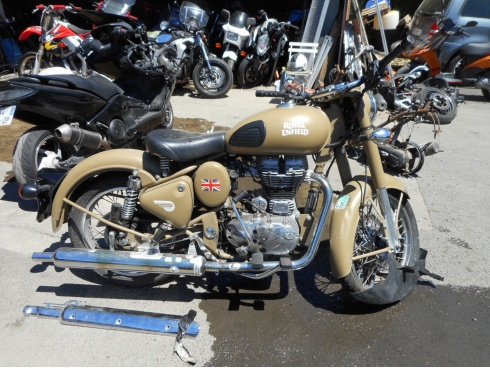 ROYALENFIELD BULLET CLASIC